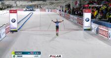 Norwegia wygrała sztafetę w Oestersund