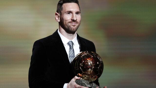 """Messi czasu nie cofnie, ale cieszy się końcówką kariery. """"Wiem, że emerytura nadchodzi"""""""