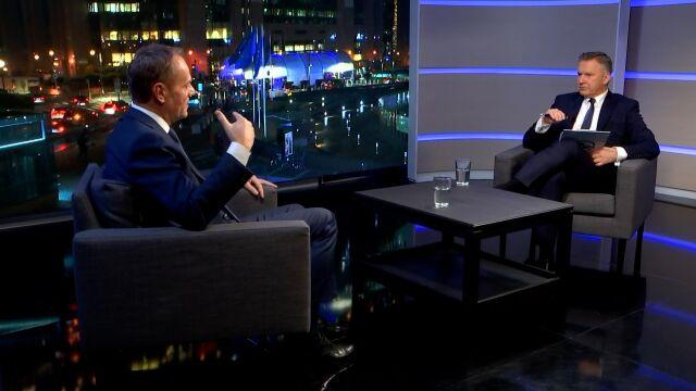 Donald Tusk o próbie porozumienia z PSL