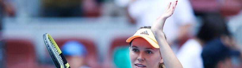 29-letnia Woźniacka zapowiedziała koniec kariery.