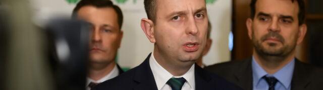 Kosiniak-Kamysz: inni szukają kandydatów, a my jeździmy po Polsce