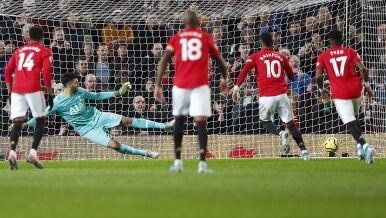 Rashford zepsuł powrót Mourinho
