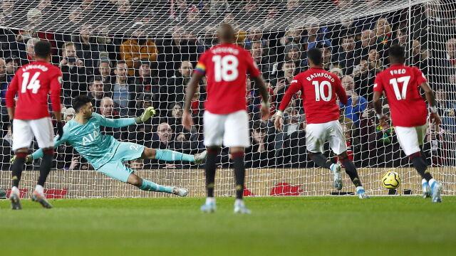 Rashford zepsuł powrót Mourinho. Czerwone Diabły lepsze od Tottenhamu