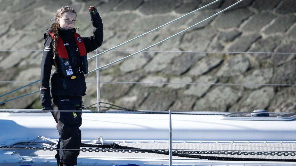 """Greta Thunberg opóźniła wyjazd na szczyt klimatyczny. """"Z powodu zmęczenia"""""""