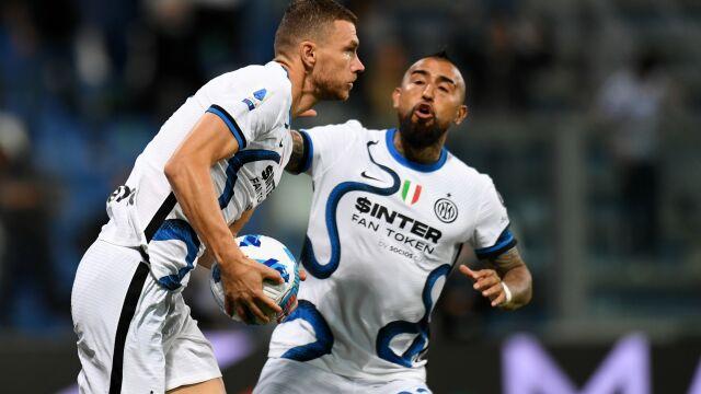 Świetne zmiany uratowały Inter
