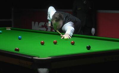 Maksymalny brejk Murphy'ego w kwalifikacjach do German Masters