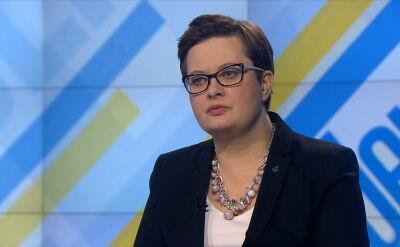 Lubnauer: kibicuję Grzegorzowi Schetynie, żeby udało mu się powstrzymać pana prezydenta