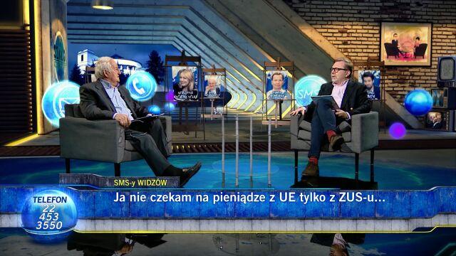 Jerzy Iwaszkiewicz i Wojciech Zimiński