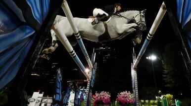 Raził konie prądem, by lepiej skakały. Usłyszał surowy wyrok
