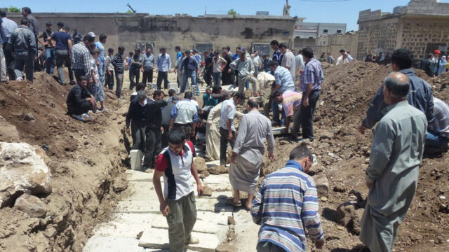 Japonia wydala ambasadora Syrii. Po masakrze w Huli