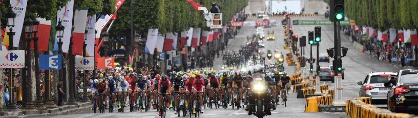 Tour de France na celowniku.  Badane są próbki kolarzy z 2017 roku