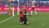 Skrót meczu RB Lipsk - Hertha w 28. kolejce Bundesligi