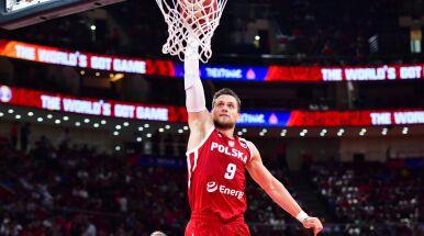 Polscy koszykarze o krok bliżej igrzysk. Drugi będzie znacznie trudniejszy