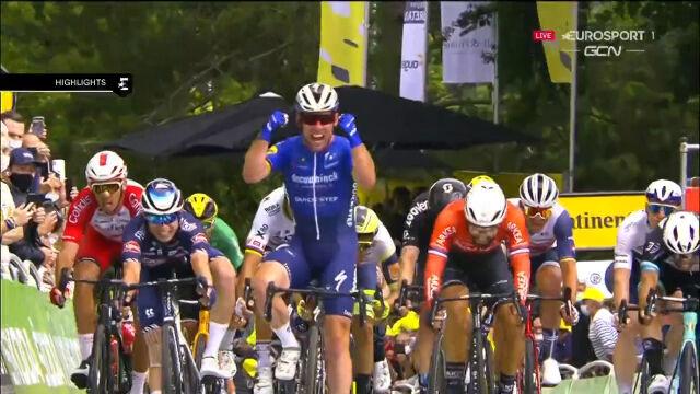 Najważniejsze momenty 4. etapu Tour de France