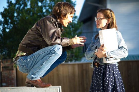 Matthew McConaughey i Jennifer Garner