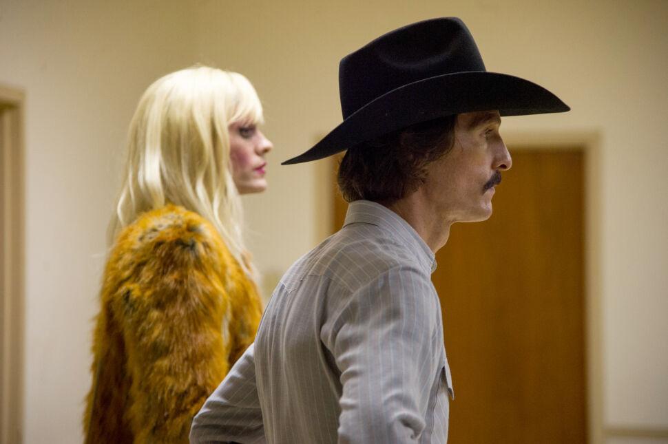 Jared Leto i Matthew McConaughey