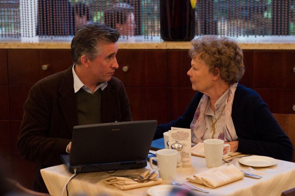 Steve Coogan i Judi Dench