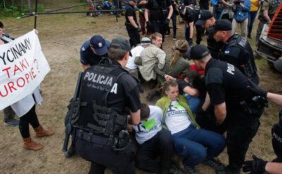 Aktywista: wyrok nas nie satysfakcjonuje
