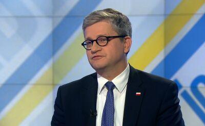 Szef BBN: w sprawie gen. Kraszewskiego minister Macierewicz odmówił informacji, o co chodzi
