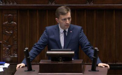 Łukasz Schreiber o długim oczekiwaniu na wynik wyborów w przeszłości