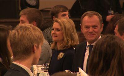 """Premier na spotkaniu wigilijnym """"Siemachy"""": Nigdy nie myślałem, że doczekam tak wielkiej rodziny"""