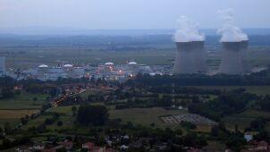 Płonął dach reaktora w elektrowni atomowej we Francji
