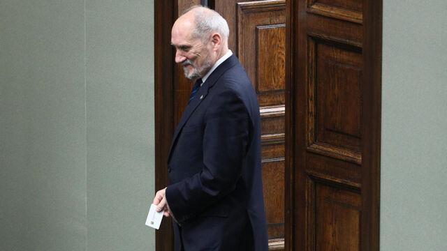 Nowi wiceministrowie w MON. Kownacki, Smyrgała, Grabski odwołani
