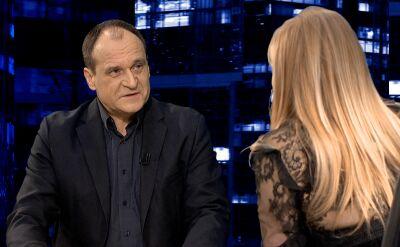 Kukiz: prezydent mnie rozczarował
