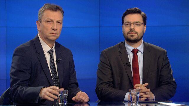 """Andrzej Halicki i Stanisław Tyszka byli gośćmi w """"Faktach po Faktach"""""""