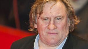 Ukraińcy nie zobaczą już filmów  z Depardieu