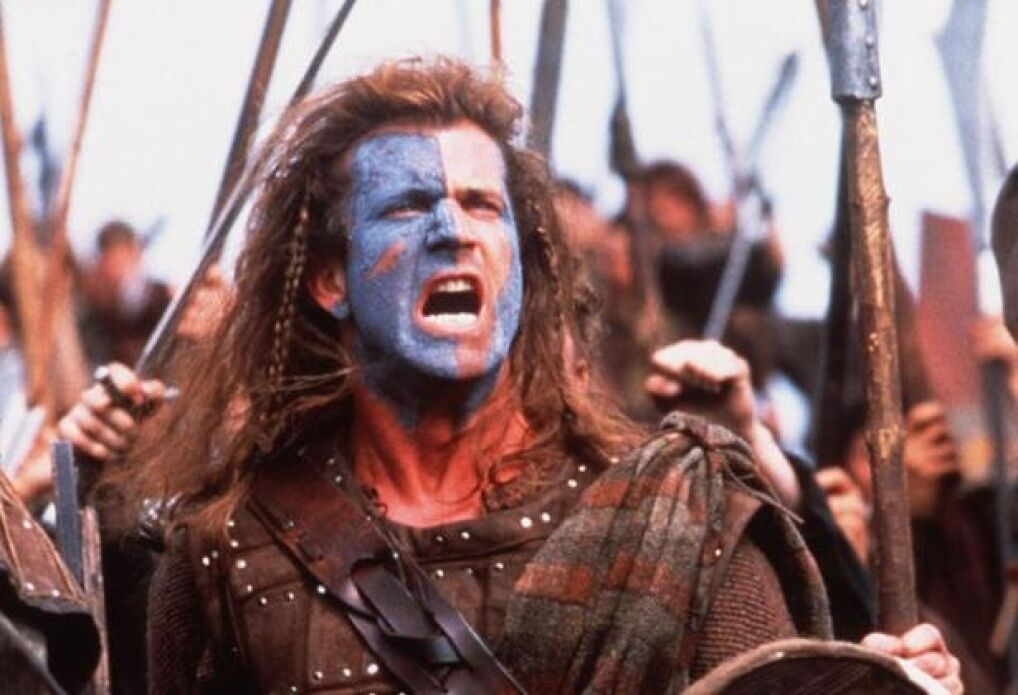 an analysis of the movie braveheart the story of sir william wallace