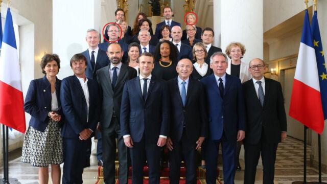 Opozycja i media kwestionują uczciwość dwóch ministrów Macrona