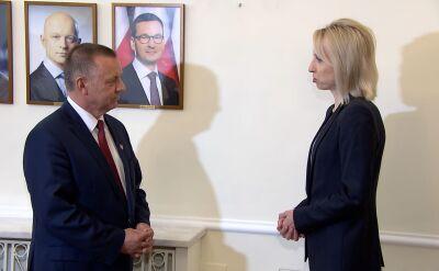 Teresa Czerwińska przekazała resort finansów