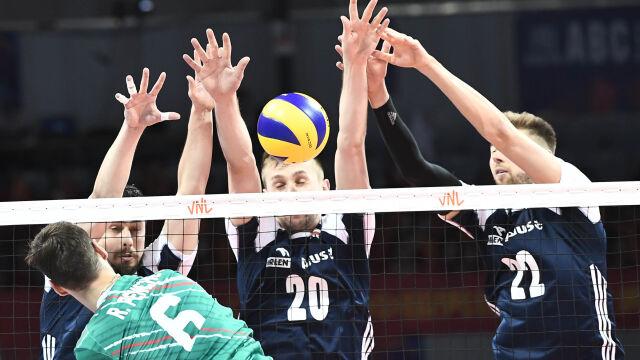 Z Bułgarami polscy mistrzowie świata wzięli sprawy w swoje ręce
