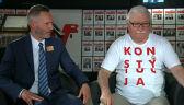 Lech Wałęsa: od kiedy rozbiliśmy ZSRR, nie mamy wspólnego mianownika