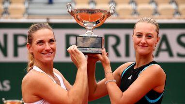 Drugi wspólny triumf Babos i Mladenovic w wielkim szlemie