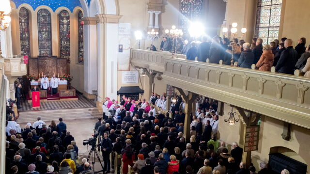 Arcybiskup Skworc: dialog drogą do pojednania