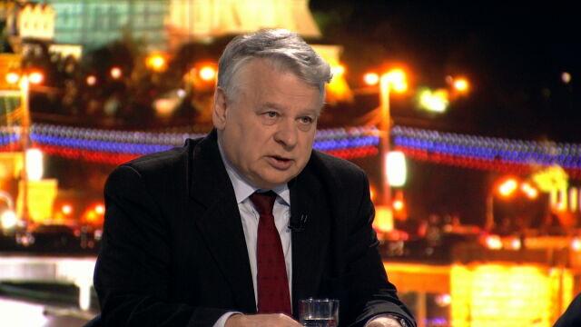 """Bogdan Borusewicz był gościem """"Faktów po Faktach"""""""