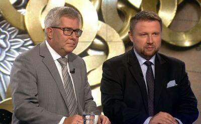 """Czarnecki o sporze ws. Trybunału: 158. odcinek """"Isaury"""", Polaków to nie obchodzi"""