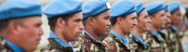 Hollande: żołnierze wykorzystujący dzieci powinni zostać surowo ukarani