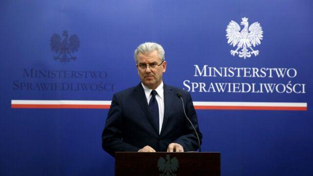 Rzeczniczka rządu o dymisji Grabarczyka