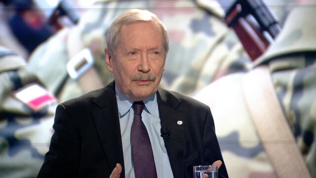 Onyszkiewicz o słowach Macierewicza: to straszenie ludzi