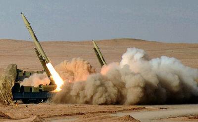 Iran rozwija program rakiet balistycznych