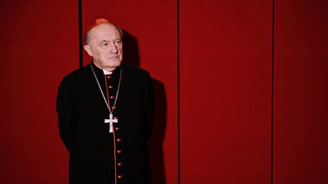 Kardynał Kazimierz Nycz w rozmowie z dziennikarzem tvn24.pl o księdzu Olejniczaku