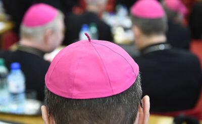 Władze polskiego Kościoła rozmawiają o pedofilii wśród duchownych