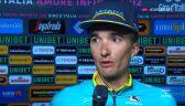 Bilbao po wygraniu 7. etapu Giro d'Italia