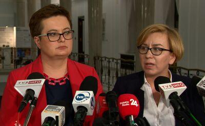 """Lubnauer: najchętniej poparlibyśmy projekt komisji, który przygotowuje fundacja """"Nie lękajcie się"""""""