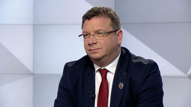 """Michał Wójcik w """"Rozmowie Piaseckiego"""""""