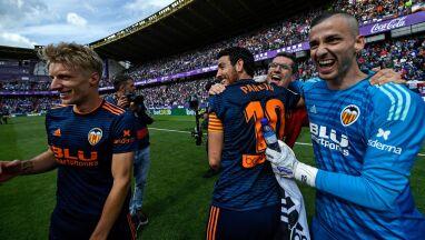 Valencia melduje się w Lidze Mistrzów. Stracona szansa Getafe