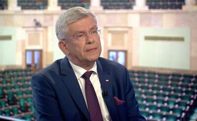 Karczewski: myślę, że opozycja się zreflektuje